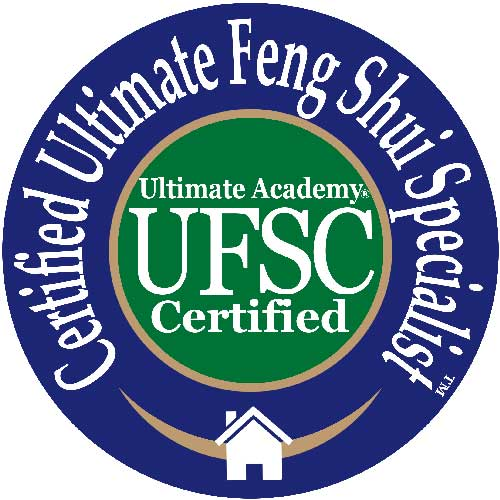 Certified Katalin Malatinszky is a Ultimate Feng Shui Specialist